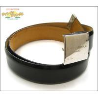 ◆ブランド ルイ・ヴィトン  ◆カラー素材など ブラック レザー シルバー金具  ◆型番 M6805...