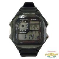 ★商品名 中古 CASIO カシオG-SHOCK Gショック クオーツ メンズ腕時計 AE-1200...