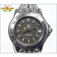 TAGHEUER WG1113 クオーツ グレー文字盤 【送料無料】【メンズ】【Watch】.【*5...