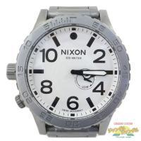 ★商品名 中古 NIXON ニクソン THE 51-30 A0571166 クオーツ メンズ腕時計 ...