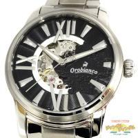★商品名 Orobianco オロビアンコ メンズ腕時計 オラクラシカ SS ★状態ランク Bランク...