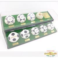 ★商品名 adidas サッカーワールドカップ 記念ボール レプリカ 1970-2002 ★状態ラン...