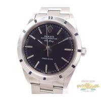 ◆ブランド ロレックス  ◆商品名 エアキング  ◆型番 14010M  ◆保証 当店1年保証(ムー...