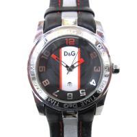 ★商品名 【中古】D&G 腕時計 ドルチェ&ガッバーナ DW0263 ブラック文字盤...