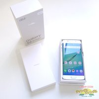 ★商品名 ギャラクシー Galaxy S6 edge 64GB SCV31 White Pearl ...