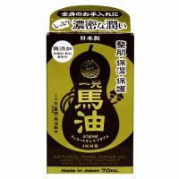 無香料・無鉱物油・無着色 パラベンを使用していません。 α-リノレン酸を含む良馬の油を精製しました。...
