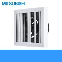 三菱電機[MITSUBISHI]パイプファン/パイプ用ファン V-12P7 角形格子グリル 接続パイ...