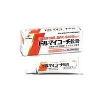 【送料無料】  ドルマイコーチ軟膏は、抗菌作用を有する2種類の抗生物質のバシトラシンとフラジオマイシ...