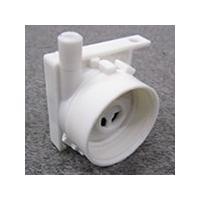 シャープ 加湿機・加湿セラミックファンヒーター用 ポンプ組品(品番:252 396 0003) 252 396 0001の代替品