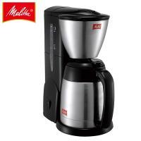 送料無料 メリタ ノア コーヒーメーカー2~5杯用 ブラック SKT54-1-B