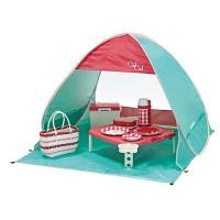 カップルなどに最適な2人用サイズ。テントの広さは約1.4畳。設営簡単なポップアップテント。サイズ:幅...