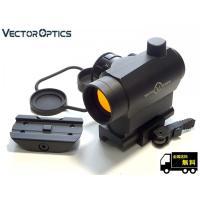 実物 VECTOR OPTICS ベクターオプティクス Maverick TAC  マーベリック T1タイプ ドットサイト 実銃対応 1x22 保証付き