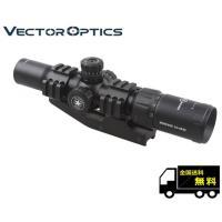 Vector Optics ベクターオプティクス Mustang 1.5-4x30 タクティカルスコープ 保証付き