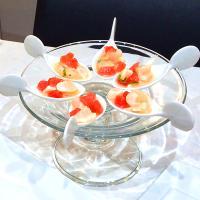 スプーン型小皿 前菜皿 蓮華 10.5cm 日本製 美濃焼 陶器 食器 洋食器 アミューズ 深山 miyama れんげ プチボウル 小付 上品 おしゃれ ワンスプーンディッシュ