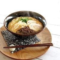 逆富士形 天目 黒いラーメン丼 900cc アウトレット 日本製 美濃焼 陶器 天目 どんぶり 丼ぶり 麺鉢 おしゃれ うどん ブラック 中鉢 普通サイズ ふつう