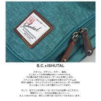 B.C.+ISHUTAL  ビーシーイシュタル   ケーテンシリーズ ボディバッグ/ikt-5704/斜め掛けバッグ メンズ レディース キッズ