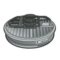 掃除機用プリーツフィルター  ●対応機種:MC-SS200G MC-SS300GX 【Panason...