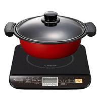 ◆「鍋だし作りコース」 ◆「ワンタッチ火力操作」 ◆「静音設計(弱火以下)」 ●消費電力 75W相当...