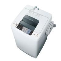 シャワー浸透洗浄&風脱水の全自動洗濯機。 洗濯・脱水容量:7kg  洗浄方式:シャワー浸透洗...