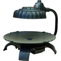 ■煙を出さずに「炭火と同じ赤外線」で焼き上げる新スタイル卓上調理器。 ■揚げ油を使わず、ノンフライ調...
