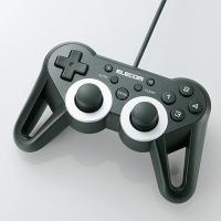 ●高耐久アナログスティックと高耐久ボタンを備えた、12ボタンUSBタフゲームパッドです。