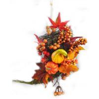 ハロウィン壁飾り ハロウィン造花パンプキン2015秋冬飾りハロウィン・秋