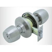 鍵 ドアノブ交換 トイレ・浴室錠 ゴール・ショウワ・アルファなどの円筒錠と交換可能です <バックセッ...