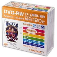 DVD-RW 録画用5mmスリムケース10P