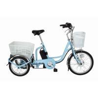 【商品名】アシらくチャーリー 電動アシスト 三輪自転車 MG-TRM20EB