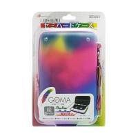 【商品名】(まとめ)アンサー 3DS LL用 「セミハードケース」GOMAブランド監修 (TYPE-...