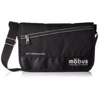【商品名】 ドイツブランド Mobus(モーブス) メッセンジャーバッグ ブラック 【ジャンル・特徴...