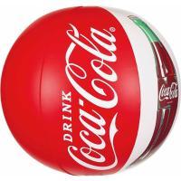 【商品名】 ビーチボール 【50cm】 コカ・コーラ コンツアーボトル柄 塩化ビニール樹脂製 〔プー...