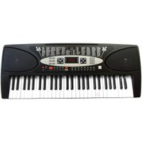 【商品名】SunRuck(サンルック) PlayTouchFlash54 発光キー 電子ピアノ SR...
