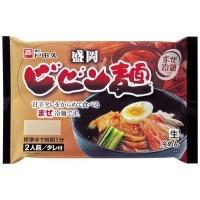 本場韓国では冷麺、ビビンバに並んで人気の高いメニューのビビン麺。「ビビン」とは「かきまぜる」という意...