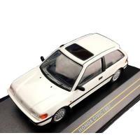 ホンダ・シビックの1987年生産モデルを1/43スケールで再現したモデルカーです。 製造国:中国 素...