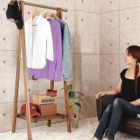 家具セレクトショップ ゲキカグはお得なセールも盛りだくさん♪  シンプルでお部屋に馴染む木製ハンガー...