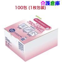 サラヤ SARAYA アルコール含浸綿 1枚包装 100包入/個包装/脱脂綿/44152