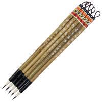 穂の内径:5.0mm 穂の長さ:21mm  軸の長さ:185mm  腰が強く、筆のまとまりもよく、実...