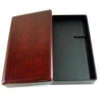 硯箱 朱丹 6寸(横幅17.5cm) 送料無料 ホワイトデー