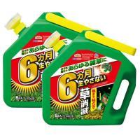 除草剤 アースカマイラズ 6L×2本 草消滅 速効性 持続性 グリホサートイソプロピルアミン塩