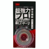 【商品名】3M 超強力両面テープ 接合維新 BR-12  【サイズ】25mm×1m 【厚 み】1.2...