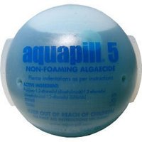 【商品名】アクアピル5 【内容量】136ml 【使用用途】プール用徐藻剤 【適 応】120トンのプー...