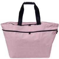 【新品 本物】シンプルなデザインに上品な色合いの大容量トートバッグ 966C 舟型トートバッグが有名...