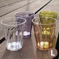 ・ガラスのように美しい4カラーバリエーションが魅力のデュラレックス風デザインのタンブラー。 ・ドリン...