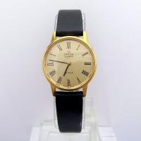 【限定1点】 時計 ウォッチ オメガ omega デビル de ville ゴールド k18 18k...