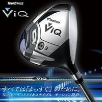 【2012年モデル】ブリヂストンツアーステージViQ フェアウェイウッドVT-501Wカーボン[TO...