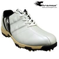【2013年モデル62%OFF】クロマックス プラドソフトスパイク ゴルフシューズ他には見ない個性派...