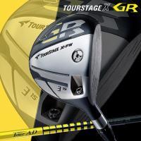 【2014年モデル!】ブリヂストンツアーステージX-DRIVE GR フェアウェイウッドTour A...
