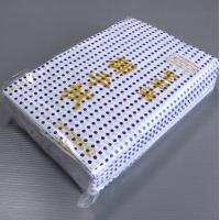 日本文化が生んだ永遠の傑作!ご覧の注染の豆絞り50本セットです。生地の裏側まで染料が染み込んでいて、...