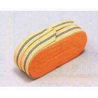 伸び難く丈夫な荷造り用の真田紐(幅細)です。真田紐とは、平たく厚く組んだ木綿の紐で、戦国時代、真田昌...